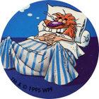 Pog n°30 - POG au lit - Candia - World Pog Federation (WPF)