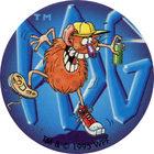 Pog n°31 - RAP POG - Candia - World Pog Federation (WPF)