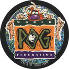 Pog n°1 - Numero Uno - Series 1 - World Pog Federation (WPF)