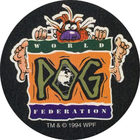 Pog n°2 - WPF I - Series 1 - World Pog Federation (WPF)