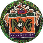 Pog n°3 - WPF II - Series 1 - World Pog Federation (WPF)