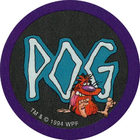Pog n°6 - Pogman I - Series 1 - World Pog Federation (WPF)