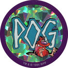 Pog n°7 - Pogman II - Series 1 - World Pog Federation (WPF)