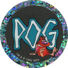 Pog n°8 - Pogman III - Series 1 - World Pog Federation (WPF)