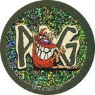 Pog n°10 - Pogman V - Series 1 - World Pog Federation (WPF)
