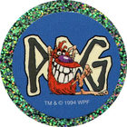 Pog n°11 - Pogman VI - Series 1 - World Pog Federation (WPF)