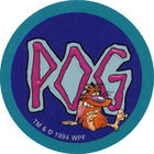 Pog n°12 - Pogman's POG I - Series 1 - World Pog Federation (WPF)