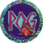 Pog n°14 - Pogman's POG III - Series 1 - World Pog Federation (WPF)