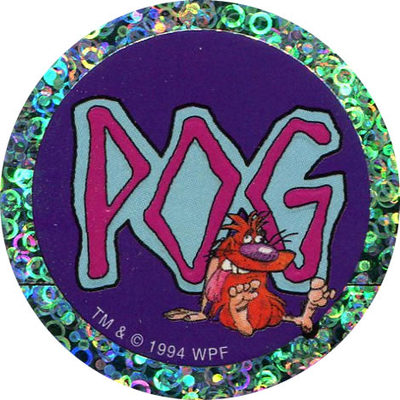 Pog n° - Series 1 - World Pog Federation (WPF)
