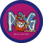 Pog n°15 - Pogman VII - Series 1 - World Pog Federation (WPF)
