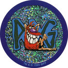 Pog n°16 - Pogman VIII - Series 1 - World Pog Federation (WPF)