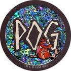 Pog n°19 - Pogman's POG V - Series 1 - World Pog Federation (WPF)