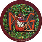 Pog n°22 - Pogman XI - Series 1 - World Pog Federation (WPF)
