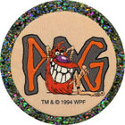 Pog n°23 - Pogman XII - Series 1 - World Pog Federation (WPF)