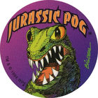 Pog n°32 - Jurassic POG - Series 1 - World Pog Federation (WPF)