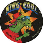 Pog n°34 - King of Cool I - Series 1 - World Pog Federation (WPF)