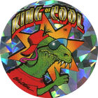 Pog n°35 - King of Cool II - Series 1 - World Pog Federation (WPF)