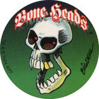 Pog n°42 - Bone Heads - Series 1 - World Pog Federation (WPF)