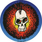 Pog n°44 - Skull Bomb - Series 1 - World Pog Federation (WPF)