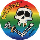 Pog n°50 - BBBAD Bones - Series 1 - World Pog Federation (WPF)