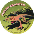 Pog n°63 - Moon Crawler - Series 1 - World Pog Federation (WPF)