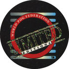 Pog n°70 - Limited Editions - Series 1 - World Pog Federation (WPF)