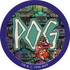 Pog n°4 - Dazed - Series 2 - World Pog Federation (WPF)