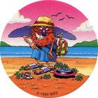 Pog n°5 - Beachcomber - Series 2 - World Pog Federation (WPF)