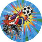 Pog n°6 - Pogman Soccer - Series 2 - World Pog Federation (WPF)
