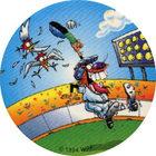 Pog n°14 - Pogman Fielder - Series 2 - World Pog Federation (WPF)