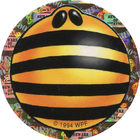 Pog n°19 - Bumble Bee - Series 2 - World Pog Federation (WPF)
