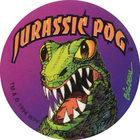 Pog n°73 - Jurassic POG - Série n°1 - World Pog Federation (WPF)