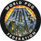 Pog n°24 - POG MOUNTAIN - Series 2 - World Pog Federation (WPF)