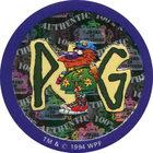 Pog n°25 - Walkin' - Series 2 - World Pog Federation (WPF)