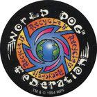 Pog n°27 - WPF Recycle - Series 2 - World Pog Federation (WPF)