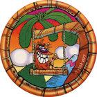 Pog n°34 - Swinger - Series 2 - World Pog Federation (WPF)