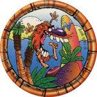 Pog n°36 - Jungle Man - Series 2 - World Pog Federation (WPF)