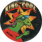 Pog n°75 - King of Cool - Série n°1 - World Pog Federation (WPF)