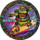 Pog n°46 - Robo Hippo - Series 2 - World Pog Federation (WPF)