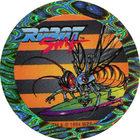 Pog n°48 - Robo Wasp - Series 2 - World Pog Federation (WPF)