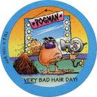 Pog n°49 - Bad Hair Day - Series 2 - World Pog Federation (WPF)