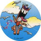 Pog n°50 - Kite - Series 2 - World Pog Federation (WPF)