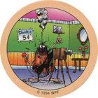 Pog n°52 - Cheese - Series 2 - World Pog Federation (WPF)