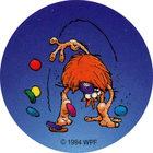 Pog n°57 - Reverse Slam - Series 2 - World Pog Federation (WPF)