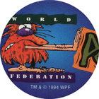 Pog n°60 - POG JAM - Series 2 - World Pog Federation (WPF)