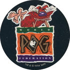 Pog n°64 - Chillin' - Series 2 - World Pog Federation (WPF)