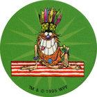 Pog n°1 - Laid Back - The World Tour - World Pog Federation (WPF)