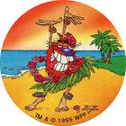 Pog n°42 - Hula Guru - The World Tour - World Pog Federation (WPF)
