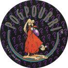 Pog n°82 - Pogman III - Série n°1 - World Pog Federation (WPF)