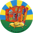 Pog n°63 - Pack Ya' Back - The World Tour - World Pog Federation (WPF)
